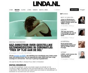Interview Linda Magazine